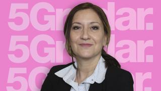 Ana Pesovic, Marketing Director for Nokia Fixed Networks.