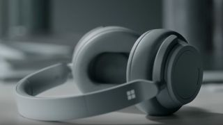 Microsoft Surface noise-cancelling headphones