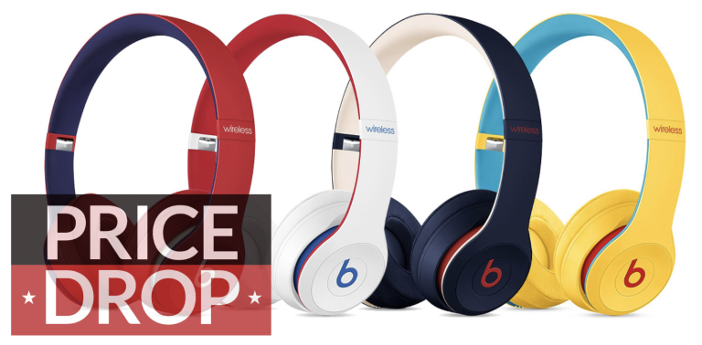 Beats Solo3 Wireless Black Friday Best Busy deal