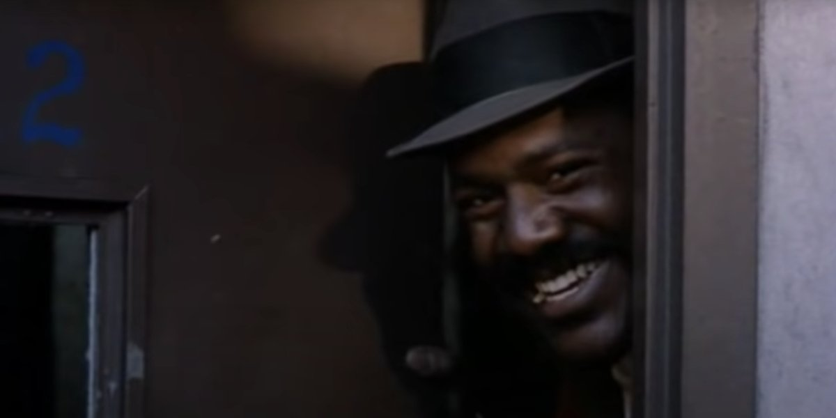 Frankie Faison in Coming to America