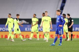 Leicester City v Newcastle United – Premier League – King Power Stadium