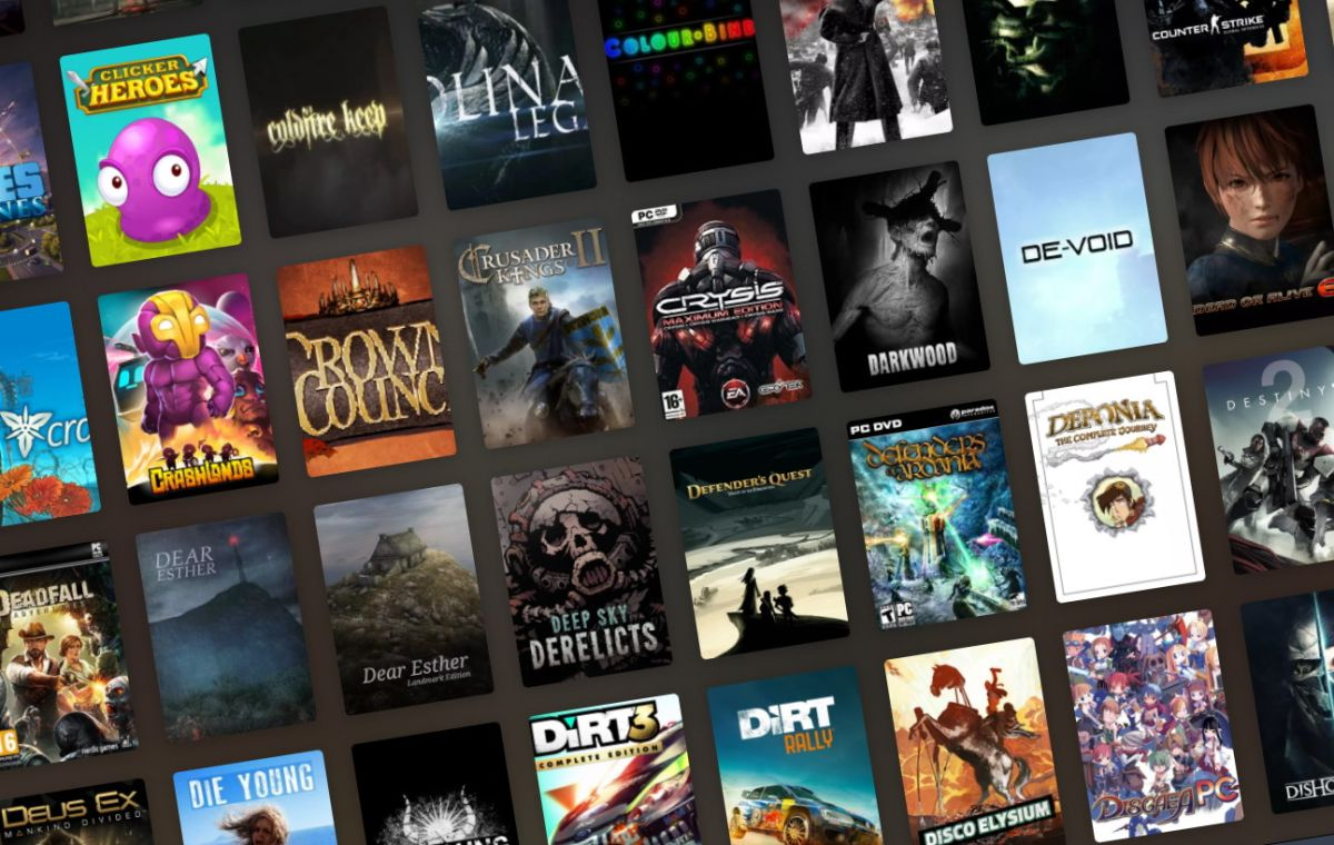 GOG Galaxy 2.0, the all-libraries-in-one launcher, is now in open beta