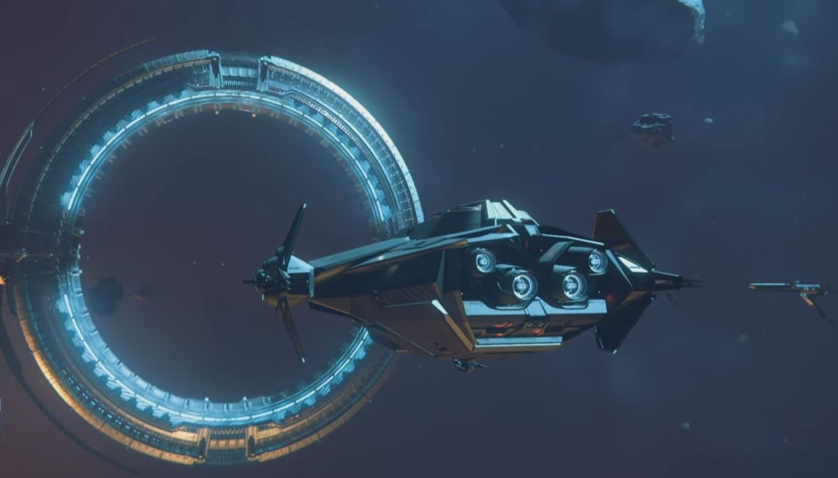 Star Citizen's chilly new world, microTech, is coming in December