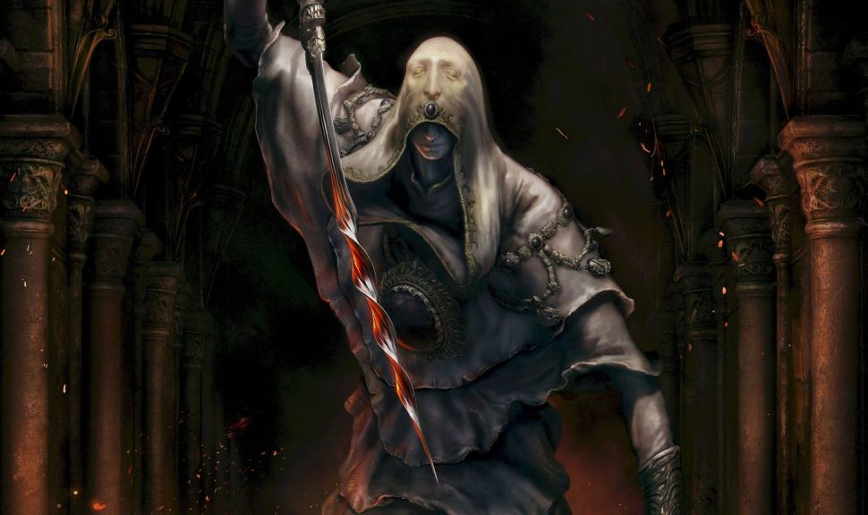 Dark Souls director Hidetaka Miyazaki: 'The world is generally a wasteland'