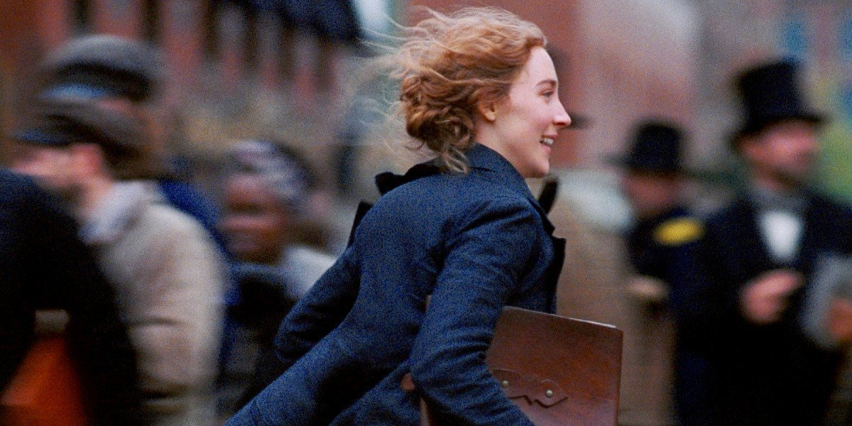 Saoirse Ronan - Little Women