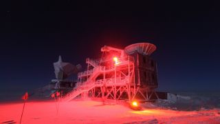 BICEP2 telescope, origins of theuniverse