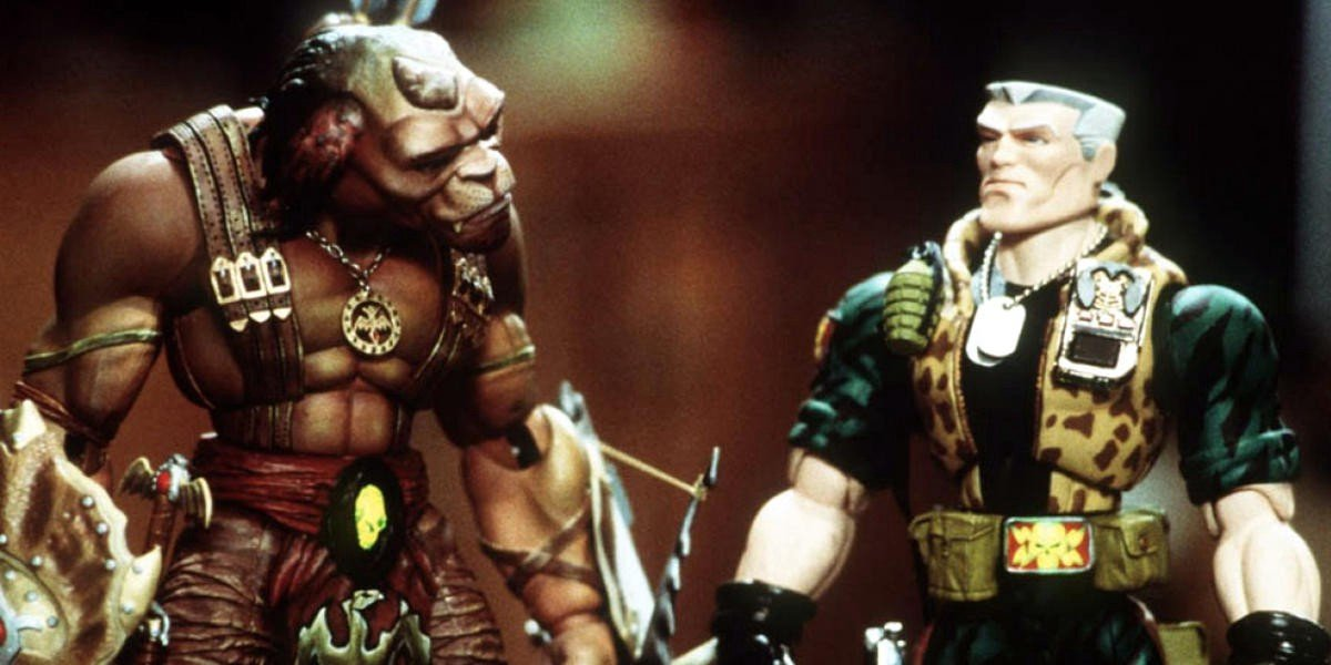 Archer and Major Chip Hazard from Small Soldiers
