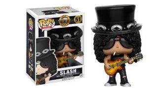 Slash Funko pop vinyl figure