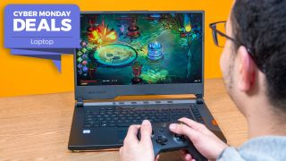 Best Cyber Monday gaming laptop deals