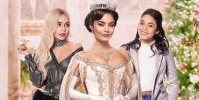 Why Vanessa Hudgens Is Getting Flak Online After Working On Netflix's Princess Switch 3 In Scotland