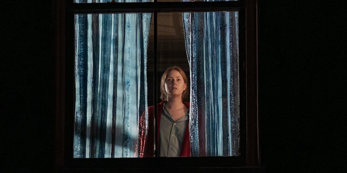 Netflix The Woman in the Window Amy Adams Anna Fox