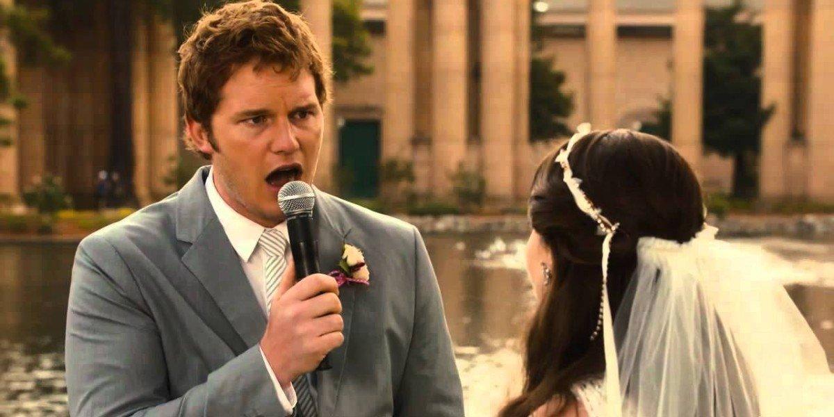 Chris Pratt - The Five-Year Engagement