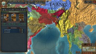 Try Europa Universalis IV's expansion Mandate of Heaven free