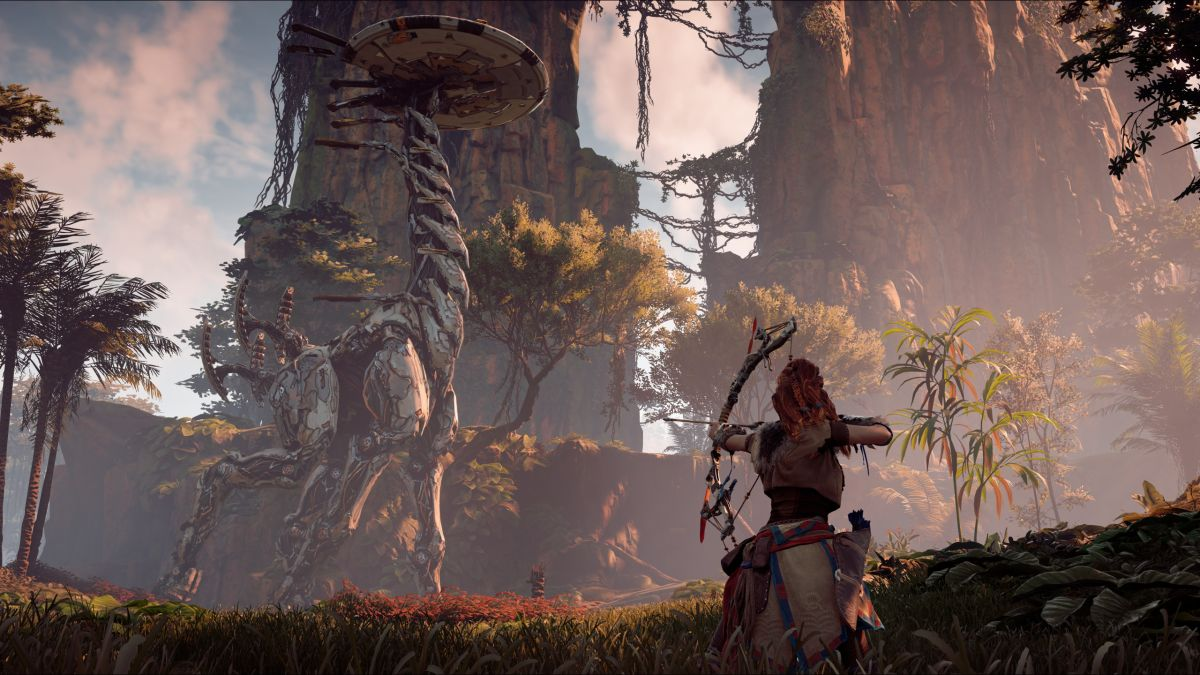 Horizon Zero Dawn will look glorious on PC with ultrawide monitor support