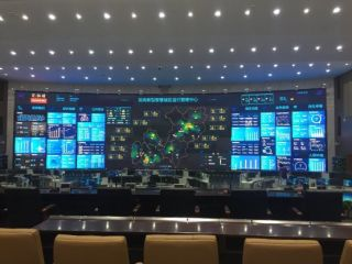 China's Megacity Shenzhen Features the World's Largest Smart City LED Display System