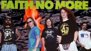 With new singer Mike Patton in the ranks, Faith No More's The Real Thing took them from obscure alt-metallers to international sensations