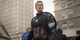 Chris Evans Reveals He Hasn't Watched WandaVision Yet, And Now I'm Concerned About Falcon And The Winter Soldier