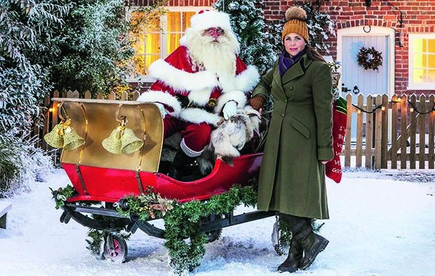 kirstie allsopp returns with more inspirational festive prepping tips in a daytime series that follows last - Christmas Shows Tonight