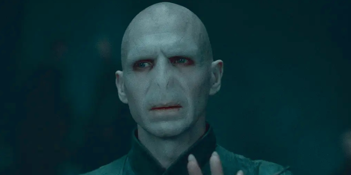 harry potter deathly hollows voldemort