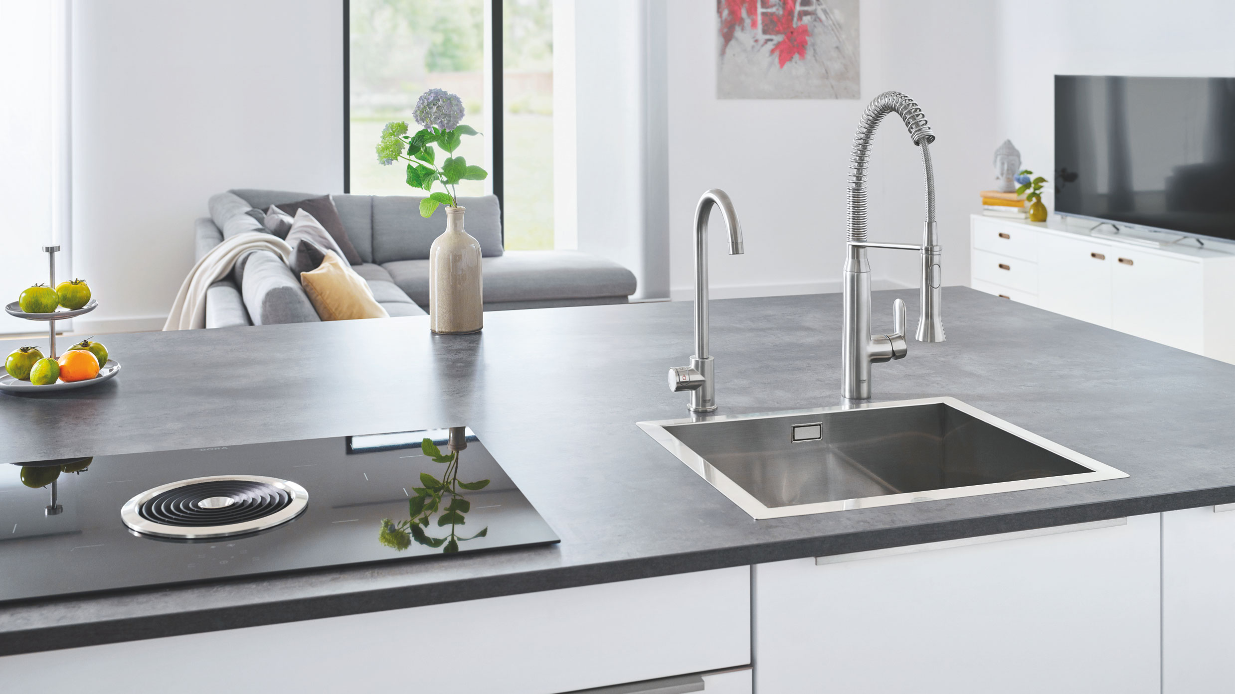 The Best Boiling Water Taps And Hot Quooker