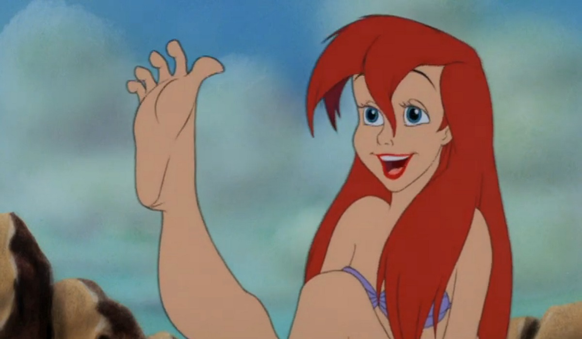 Ariel The Little Mermaid Disney+