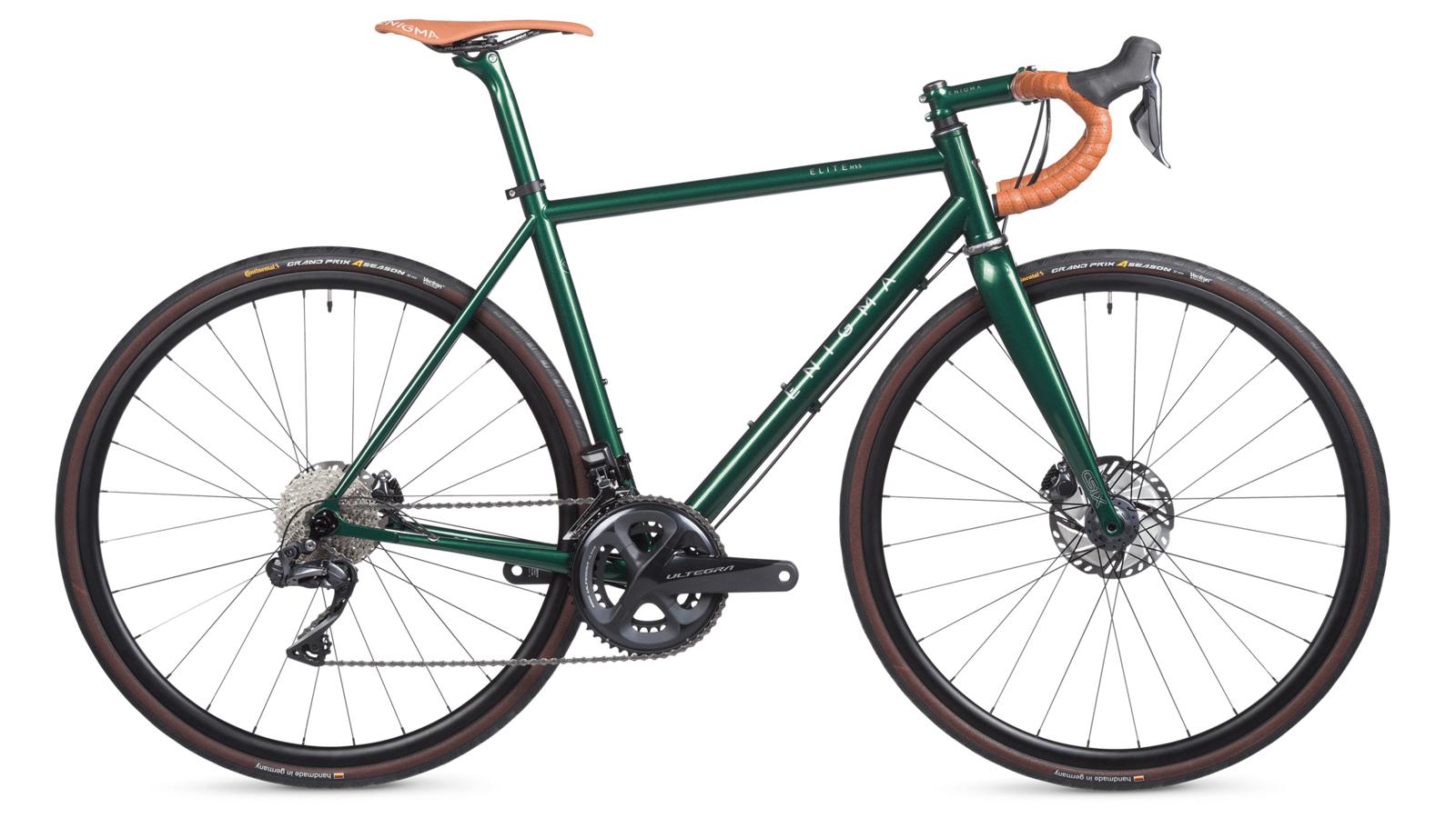 Best steel bikes: Enigma