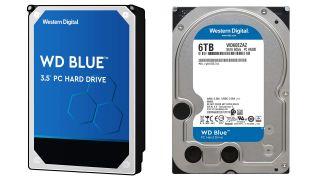 Western Digital 6TB HDD 50% off