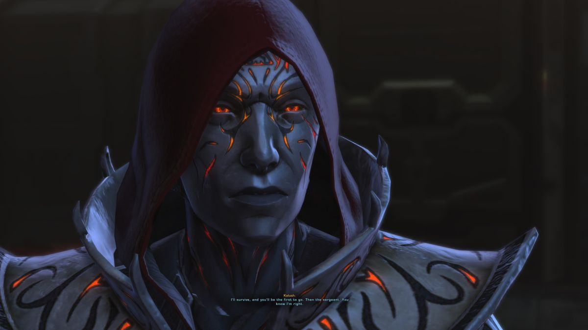 Star Wars: The Old Republic is the BioWare game you should play in