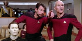 Apparently One Popular Star Trek: The Next Generation Villain Was Supposed To Be Way Different