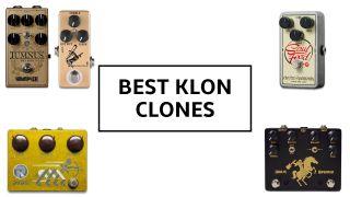 Best Klon clones 2021: Our pick of the best Klon Centaur Klones for every budget