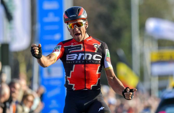 Greg Van Avermaet (BMC Racing) wins E3 Harelbeke