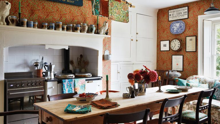 Traditional kitchen ideas