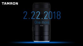 Constant aperture tele zoom and a further optic set to be announced on Thursday
