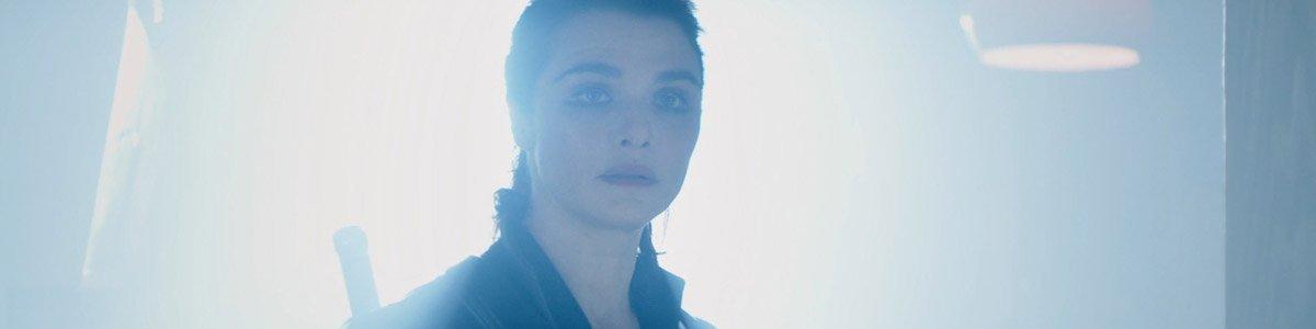 Rachel Weisz as Melina from Black Widow