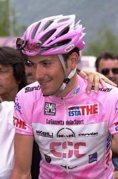 Ivan Basso Giro 06