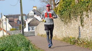 Nick Butter on Run Britain