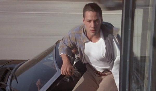 Keanu Reeves Speed