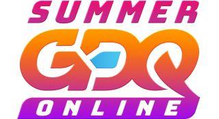 Summer Games Done Quick Online logo