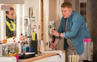 Craig Tinker is close to a breakdown! says Coronation Street's Colson Smith