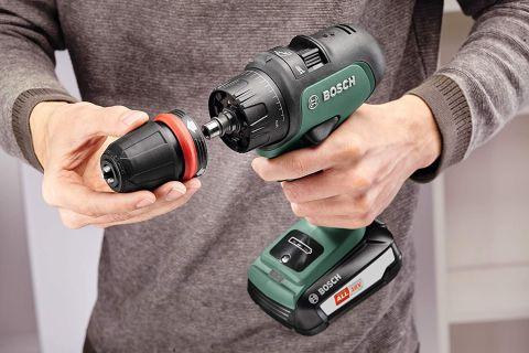 Bosch AdvancedImpact Cordless Drill