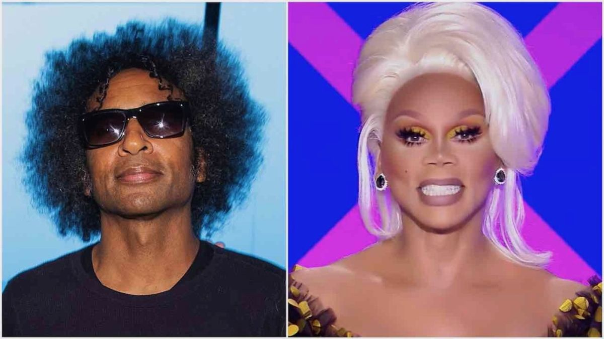 Alice In Chains' William DuVall reveals Drag Race icon RuPaul's secret punk rock past