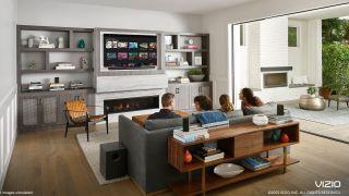 Vizio Living Rooms Addressable
