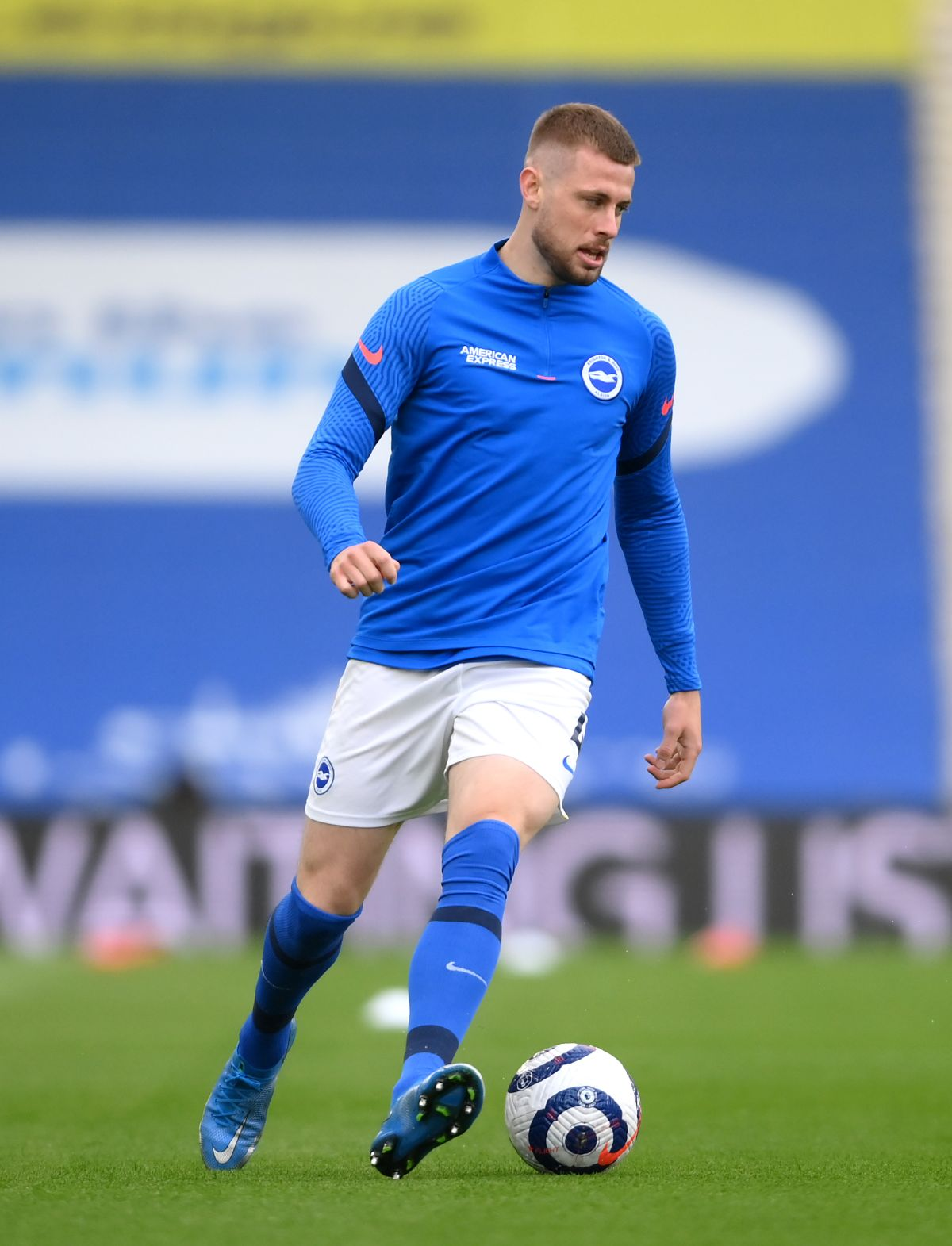 Defender Adam Webster signs new five-year deal at Brighton