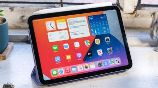 The iPad mini 2021