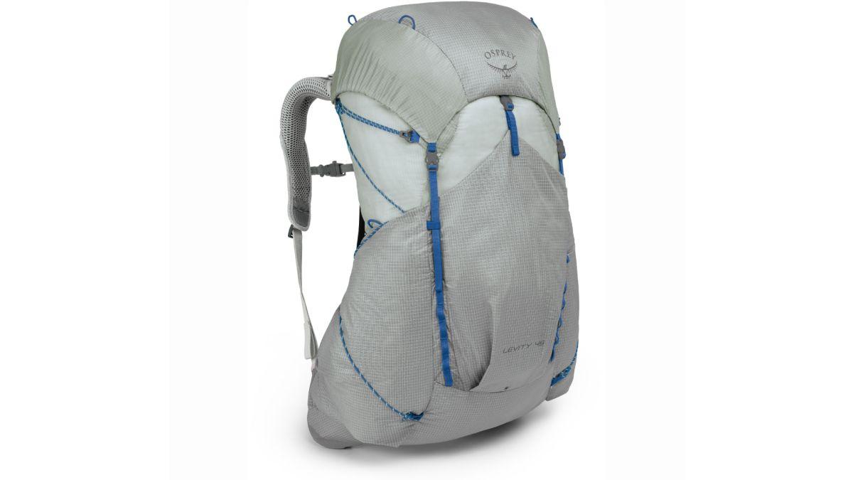 Osprey Levity 45 review: a lightweight trekking pack that won't get uncomfortable