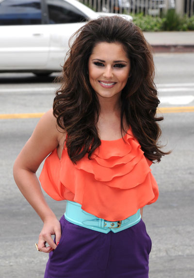 It's official: The US loves Cheryl!