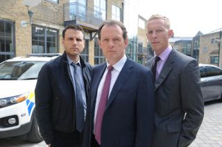 Kevin Whately & Laurence Fox talk Lewis!
