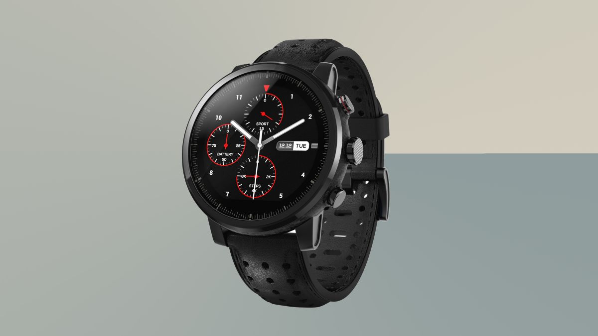 Rugged Amazfit T-Rex smartwatch leaked ahead of debut at CES