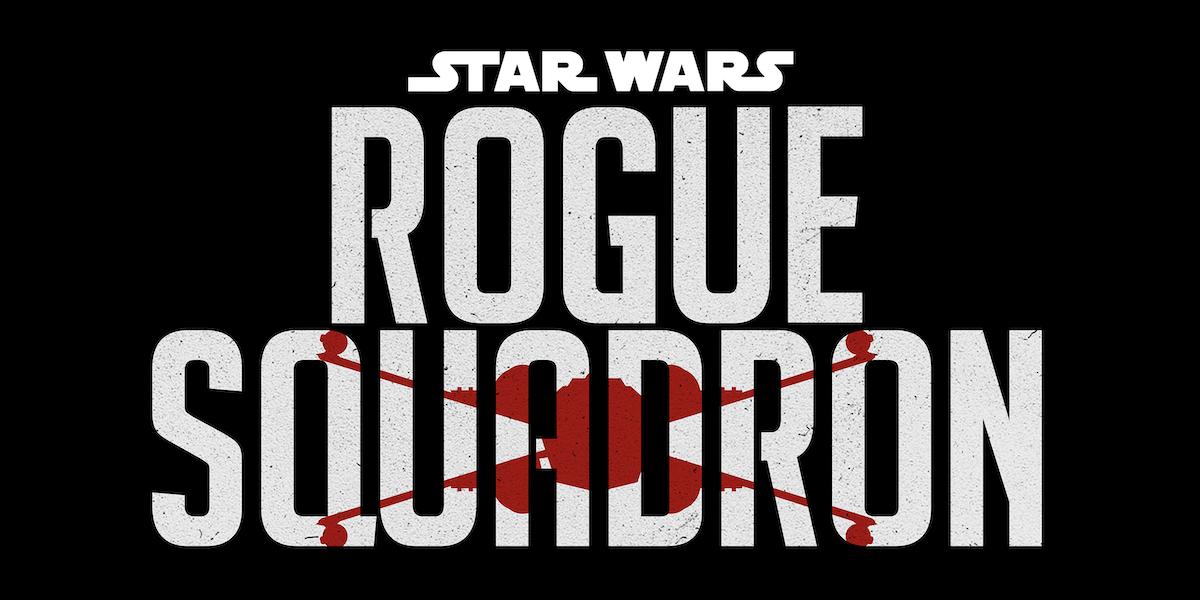 Rogue Squadron movie logo