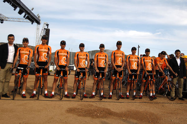 Euskaltel Euskadi Tour de France 2013